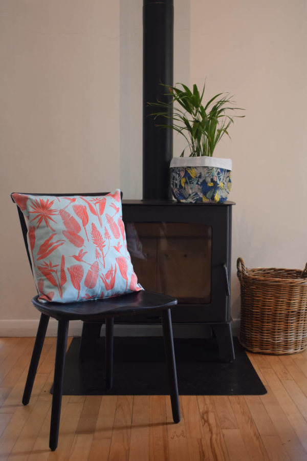 23Wild at Heart – Cushion Covers – FABRIC POT