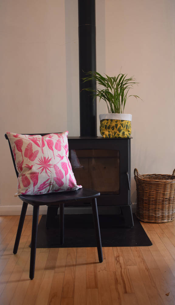 26Wild at Heart – Cushion Covers – FABRIC POT