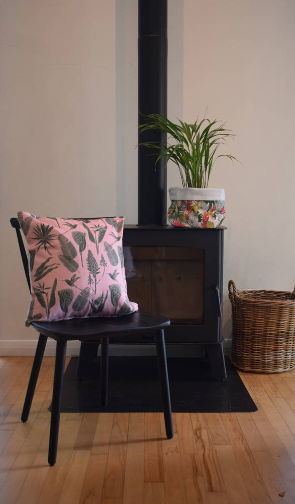 28Wild at Heart – Cushion Covers – FABRIC POT