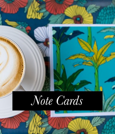 Square Note Cards