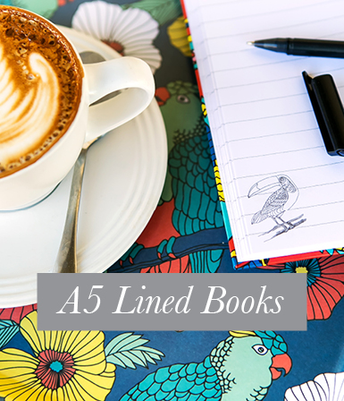 A5 Books (Lined)