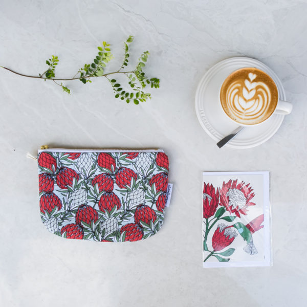 20Protea Collection- POUCH