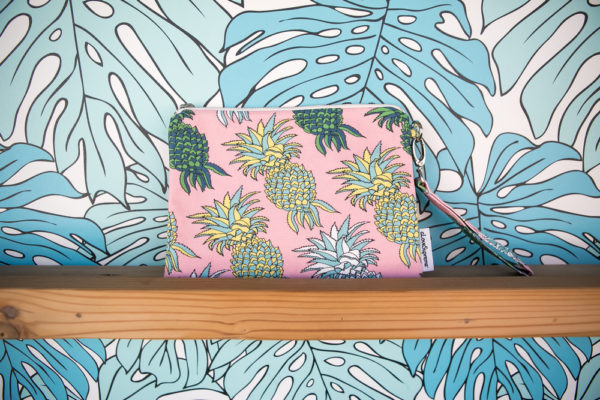 271Jungle Fever- POUCH WITH STRAP