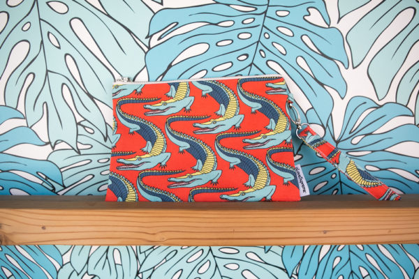 272Jungle Fever- POUCH WITH STRAP