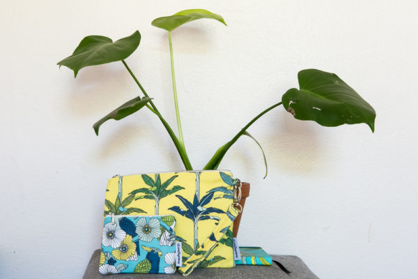 296Jungle Fever- POUCH WITH STRAP – COIN PURSE