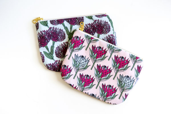 67Protea Collection- POUCH