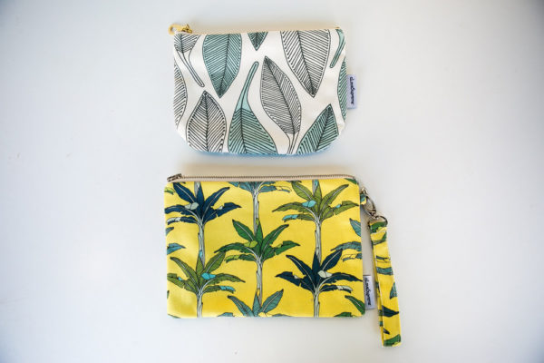 89Jungle Fever- POUCH WITH STRAP