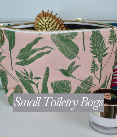 Toiletry Bags (Small)
